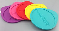 Custom Moulded PVC Rubber Coasters