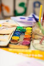 Am ASP gibt es jede Menge Farben.