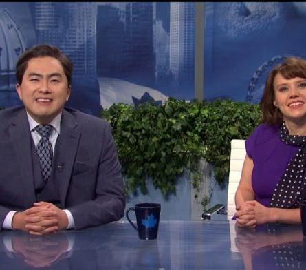 "Montrealers react to SNL's ""Bonjour, Hi!"" Skit"