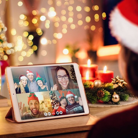 Throw the Hottest Virtual Holiday Party this Season