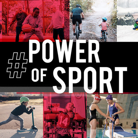 #PowerOfSport connecting Canadians in troubled times