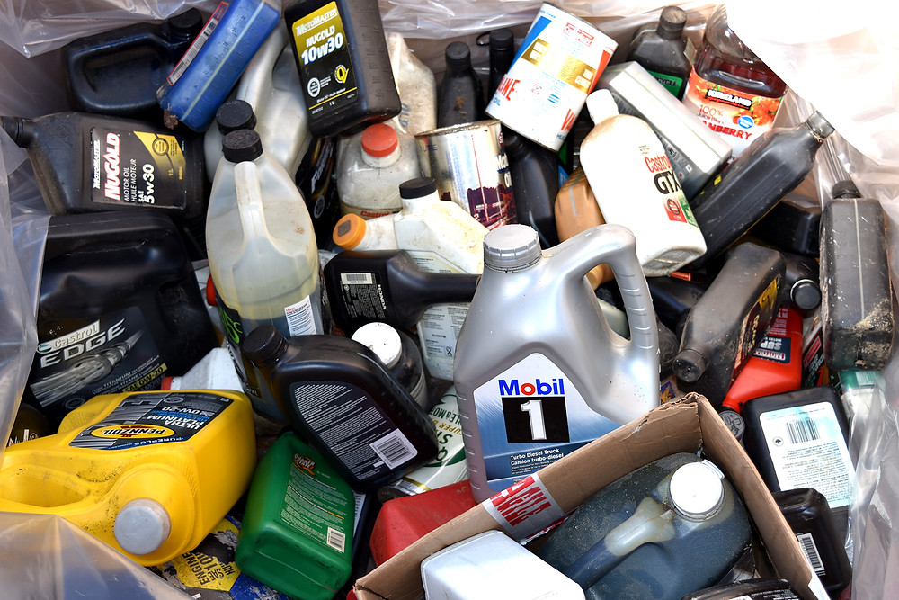 Dorval HHW, ICT Waste, and Polystyrene Drop-off on April 17 garbage schedule