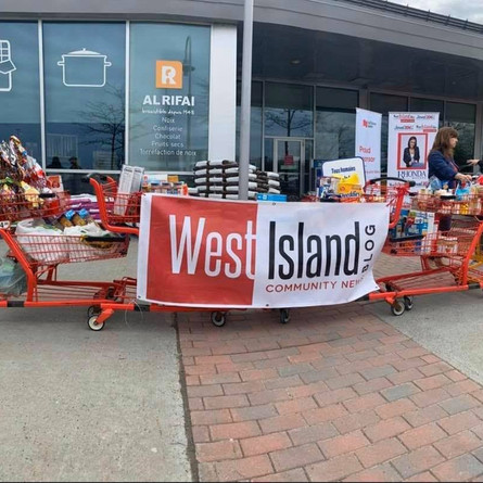 West Island Blog Food Drive: What can I donate?