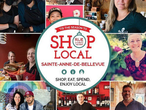 Shop Local and Win in Ste. Anne De Bellevue