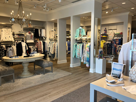 Interview with Elizabeth Kehoe, owner of Laurie's Boutique in Kirkland