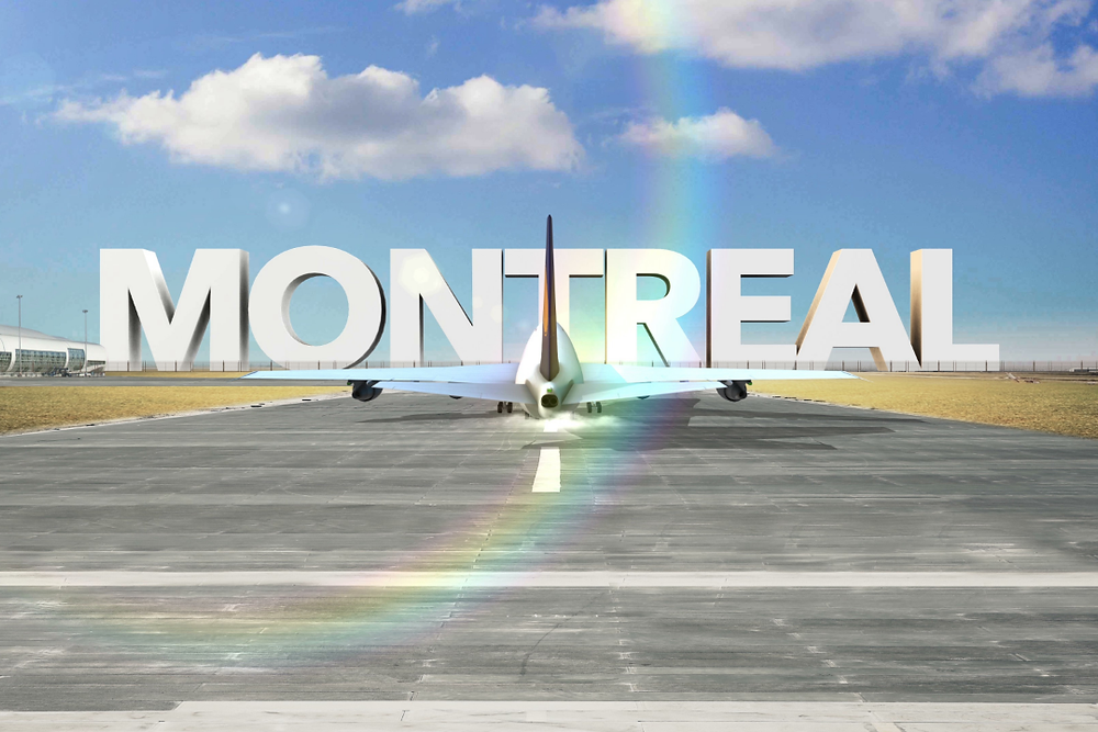 The governments of Canada & Quebec announce a major investment in transit at Montreal-Trudeau International Airport.
