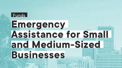 PME MTL West-Island offering Financial Assistance for Local Businesses