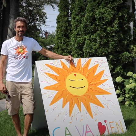 Ça Va Bien: an anti-discrimination movement launched by West Island resident Luc Patry