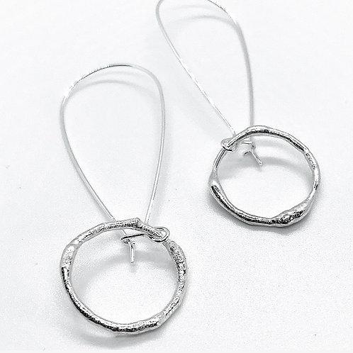 MOLTEN Drop Earrings
