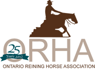 Ontario Reining Horse Association