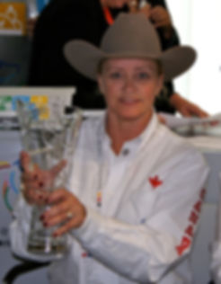 Terry Griffin - Reiner of the Year - 2009