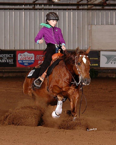 Talia's comments on riding at the NAAC in Oklahoma City, Oklahoma.