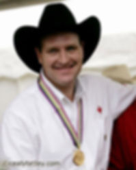Duane Latimer - 2006 Gold Medalist from Aachen FEI World Equestiran Games.