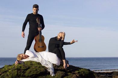 federico ordonez danseur flamenco Bruxelles