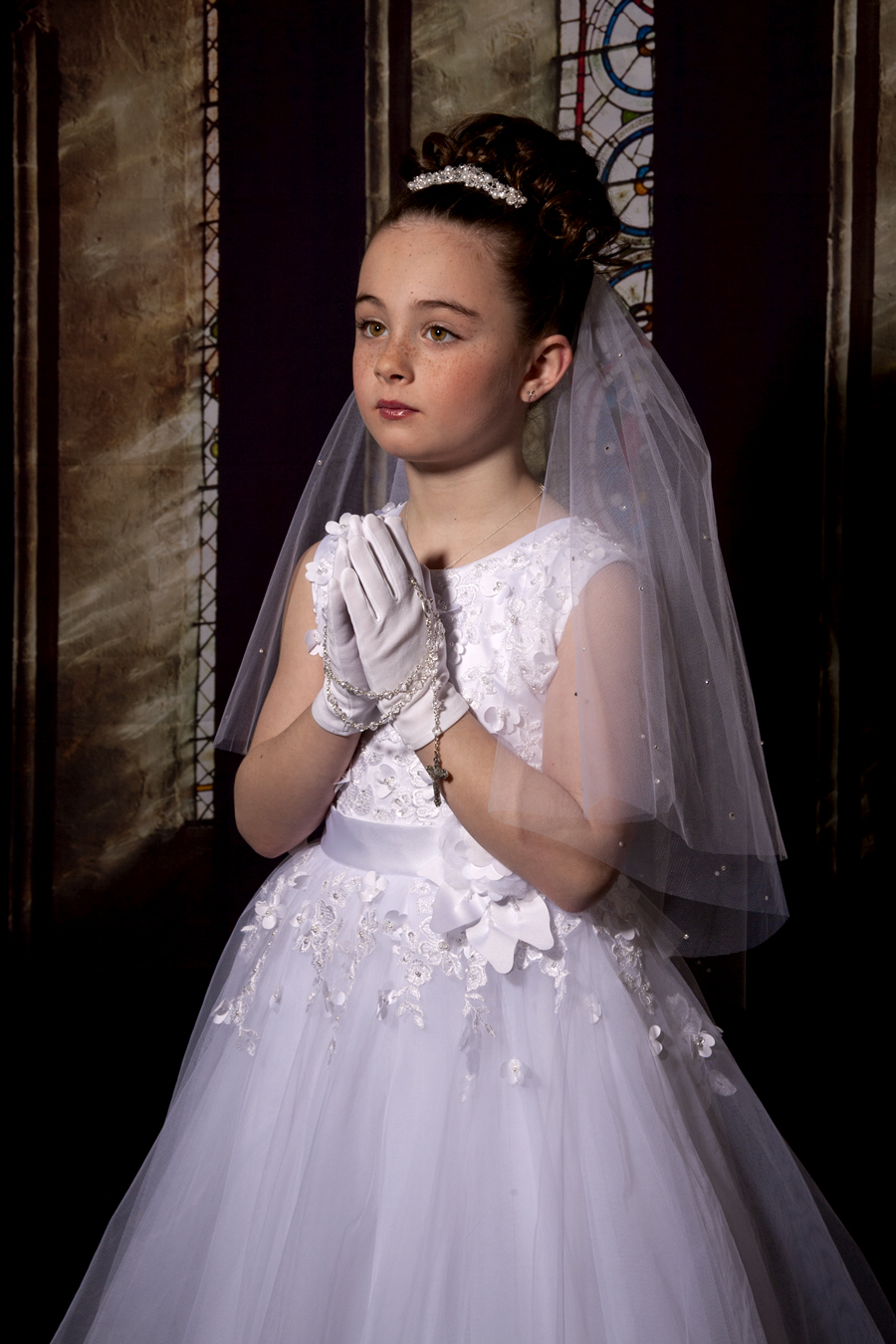 Communion Portrait