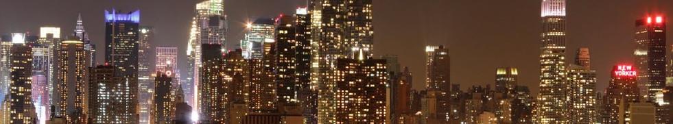 View of Manhattan NYC