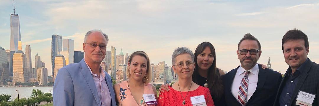 Susan Arslaner wffc Award 2018