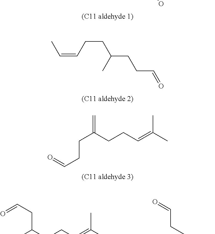 Constituent Aldehydes
