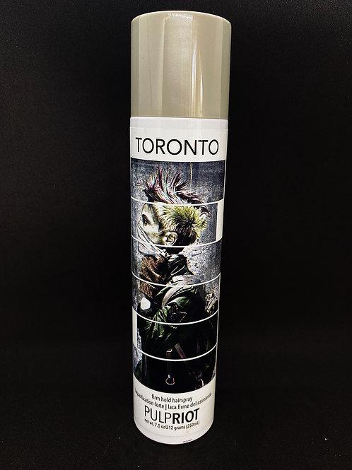 Toronto Firm Hold Hair Spray