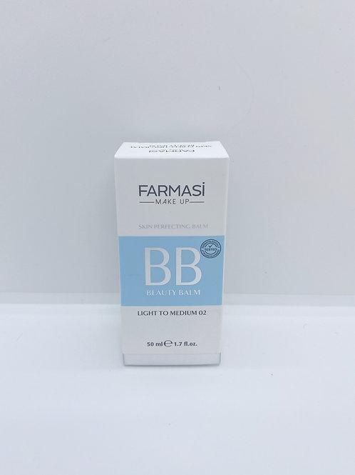 Farmasi BB Cream: Light to Medium