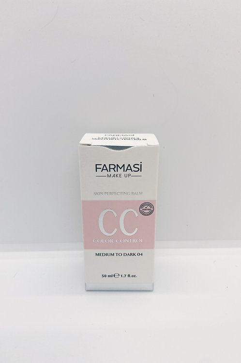 Farmasi CC Cream: Medium to Dark