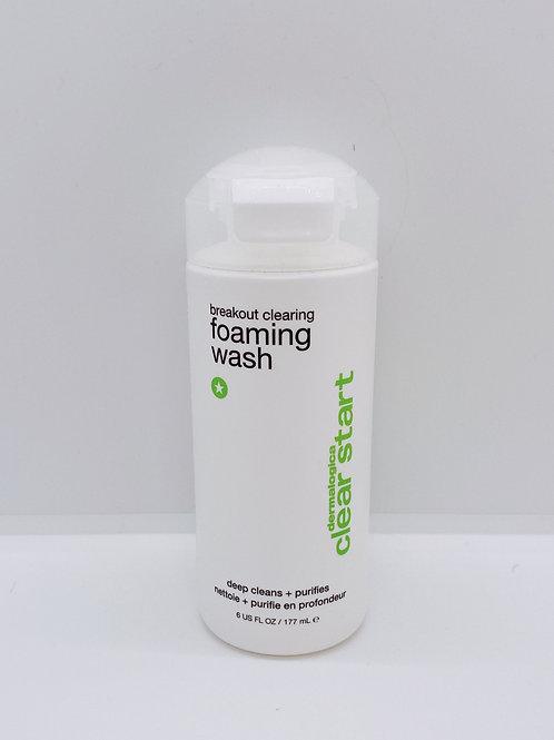 ClearStart Foaming Wash