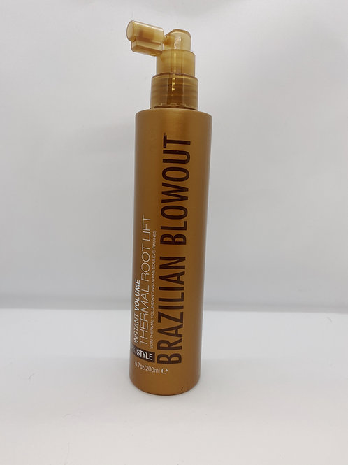 Brazilian Blowout Thermal Root Lift