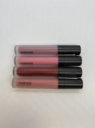 Farmasi Matte Liquid Lipstick: Fall Collection