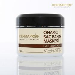 DERMAPROF - Onarıcı Keratin Saç Bakım Maskesi