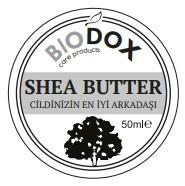 Shea Butter Cilt Bakım Kremi