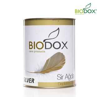 كواف شمع ازالة الشعر المعلب - Silver 800 gr