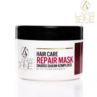Lara Shine Hair Care Mask Pomegranate