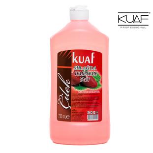 كواف زيت تنظيف شمع ازالة الشعر - فراولة 750 ml