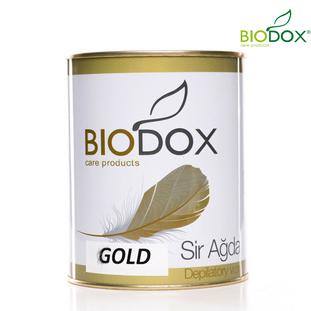 كواف شمع ازالة الشعر المعلب - Gold 800 gr