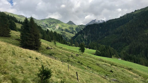 Wetterkreuz, Navistal - 2.154 m