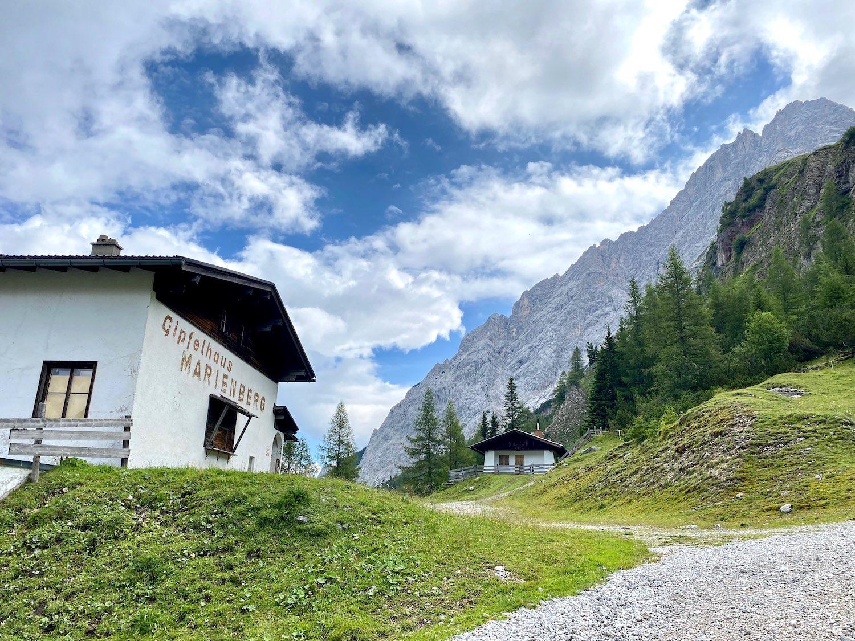 Gipfelhaus Marienberg, Bike & Hike Höllkopf, Tirol