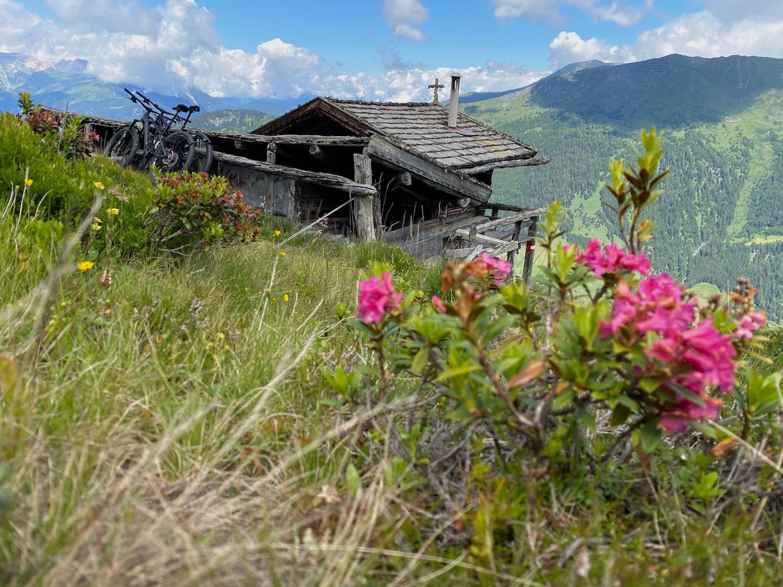 Ottenspitzhütte MTB, Bike & Hike Ottenspitze, Tirol