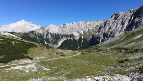 Lafatscher Joch, Halltal - Bike & Hike - 2.081 m