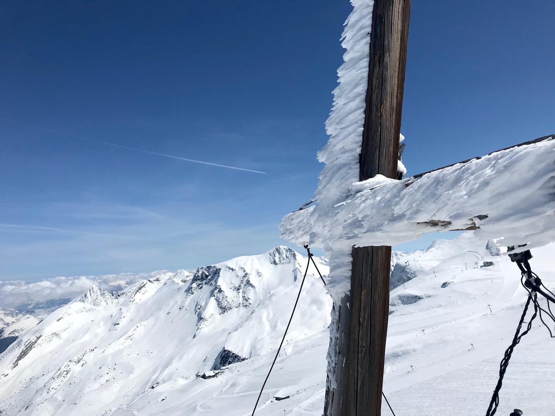 Gipfelkreuz, Kleiner Kaserer Schmirntal Tirol