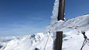 Kleiner Kaserer, Schmirntal - 3.093 m