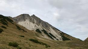 Mondscheinspitze, Achensee - 2.106 m