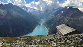 Olpererhütte, Friesenberghaus & Petersköpfl, Zillertal - 2.678 m