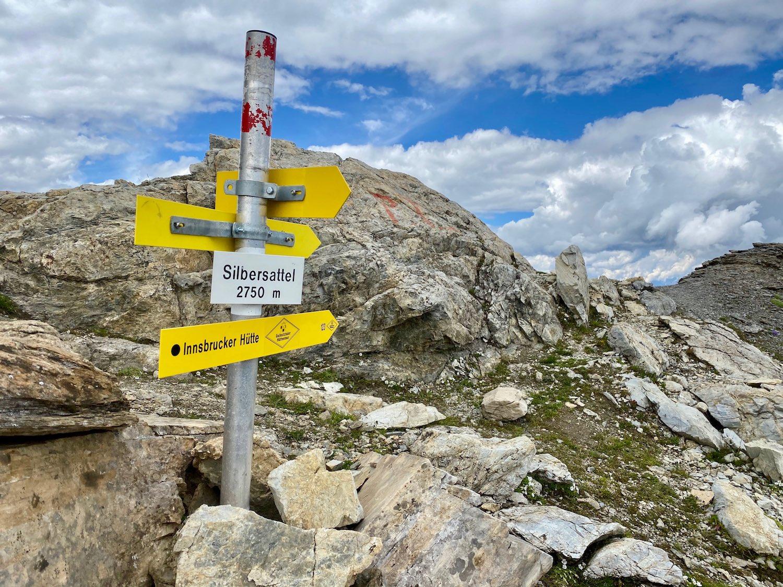 Am Silbersattel, Kirchdachspitze Tirol