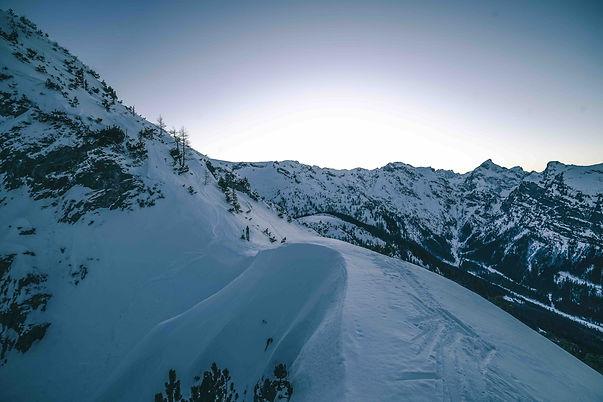 Bärenkopf Skitour, Achensee Tirol