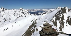Weitkarspitze, Sellraintal - 2.947 m