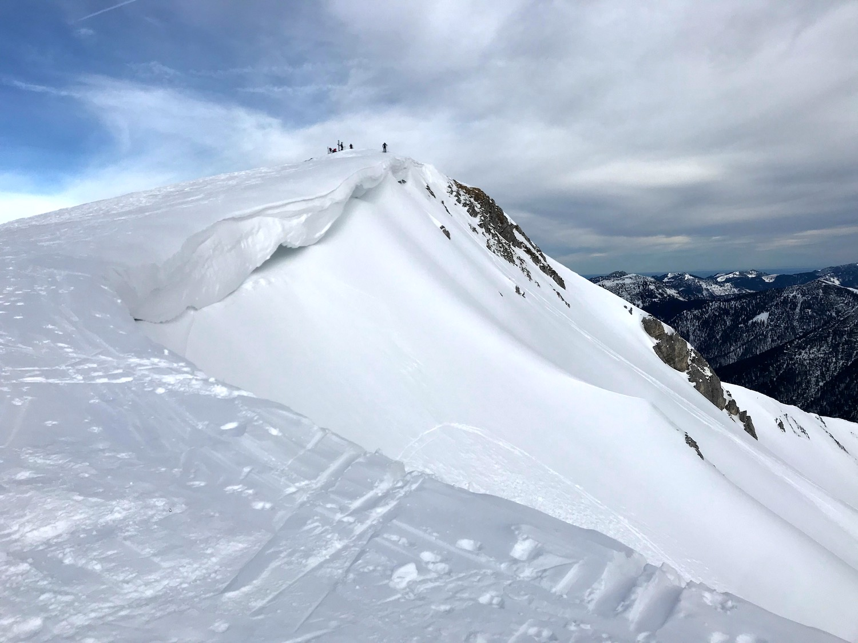 Gipfel in Sicht, Vorderunnuetz Achensee