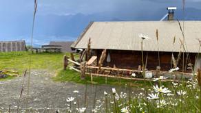 Largoz von der Krepperhütte, Großvolderberg - 2.214 m