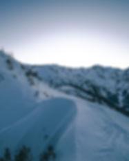 Abendstimmung Skitour Baerenkopf Achensee