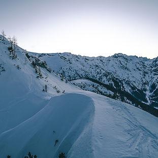 Abendstimmung Skitour Baerenkopf Achensee, Tirol