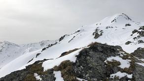 Regenfeldjoch, Langer Grund - 2.258 m